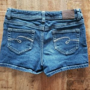 Justice Bottoms - Justice Girls Denim Jean Shorts
